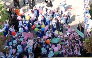 طنین فریاد شادی کودکان در پارک کودک شیراز