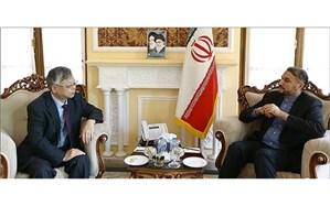 سفیر چین: علاقه مند ارتقا روابط اقتصادی با ایران هستیم