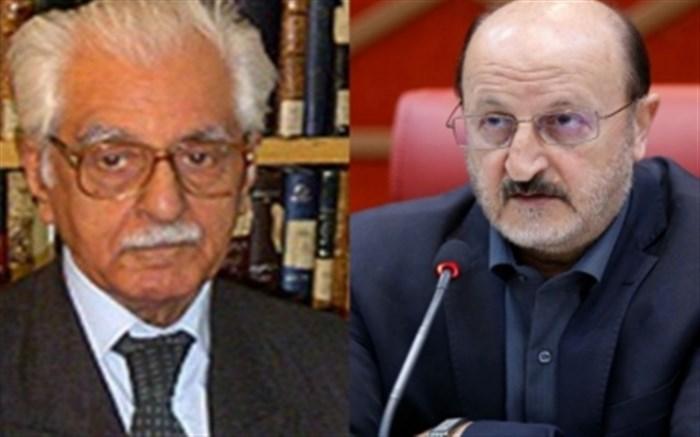پیام تسلیت زاهدی استاندار قزوین به مناسبت درگذشت استاد دبیر سیاقی