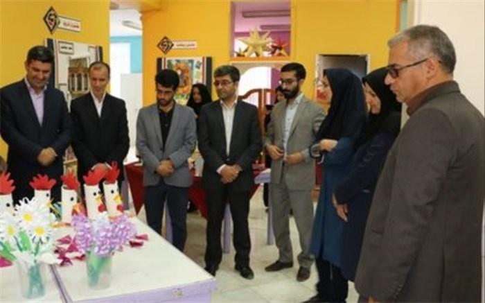 افتتاح بیست و یک نمایشگاه فرهنگی در استان چهارمحال و بختیاری همزمان با هفته کودک