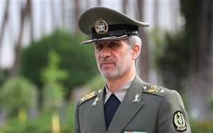 وزیر دفاع: مدعیان حقوق بشر باید در مقابل وجدان بشری برای جنایات خود پاسخگو باشند