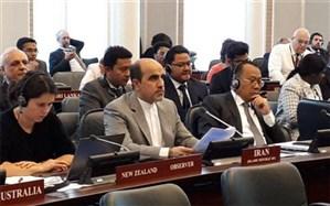 سفیر ایران در لاهه : سازوکار انتساب کابرد سلاحهای شیمیایی فراتر از وظایف سازمان منع سلاحهای شیمیایی است
