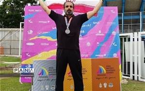 دبیر خوزستانی نائب قهرمان مسابقات دو و میدانی پیشکسوتان آسیا شد