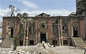 آغاز مرمت ساختمان ظهیرالاسلام