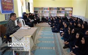 برگزاری  کارگاه آموزشی مشاوره برای اولیاء و دانش آموزان آموزشگاه بعثت رودان