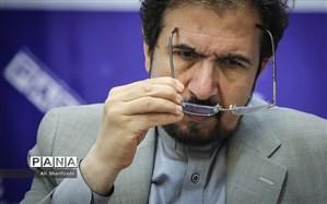 بهرام قاسمی: تصمیم امروز FATF موفقیت دیگری برای دیپلماسی تهران در برابر واشنگتن است