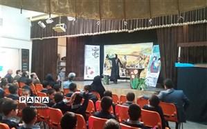مراسم ویژه هفته کودک در کانون پرورش فکری کودکان  و نوجوانان کاشمر