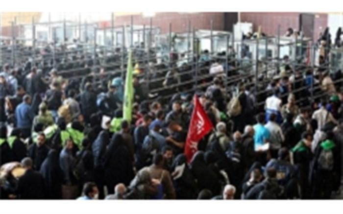زائران بدون ویزا در مرز مهران به شهرهای خود باز خواهند گشت