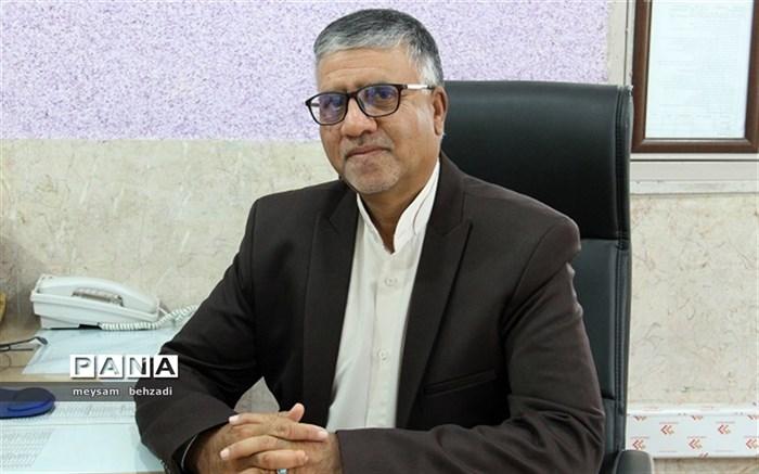 """""""محمد کاظمی نژاد"""" به عنوان مدیر آموزش و پرورش ناحیه دو کرمان منصوب شد"""