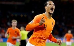 لیگ ملتهای اروپا؛ ژرمنها با شاهکار هلند ته جدولی شدند