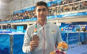المپیک جوانان 2018؛ تاریخسازی ژیمناستیک ایران در المپیک با رضا بهلولزاده