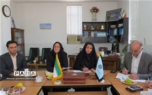 نشست مدیران مدارس استعدادهای درخشان استان یزد با حضور  رئیس  اداره و کارشناسان سمپاد