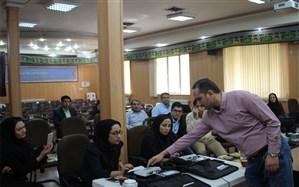 برگزاری کارگاه آموزشی طرح غربالگری شنوایی سنجی در بهزیستی استان مرکزی