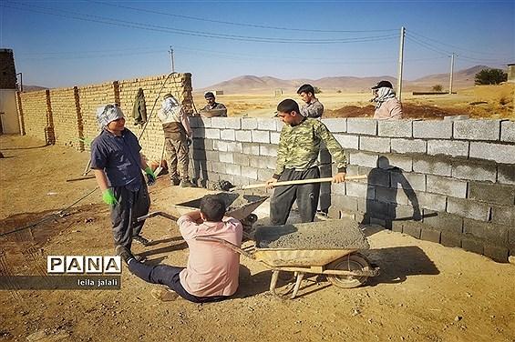 اردوی جهادی اعضای  انجمن اسلامی اراک