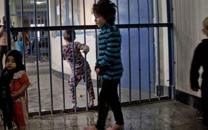 برای زندانی که بیش از 10 کودک داشته باشد، مجوز مهدکودک صادر میشود