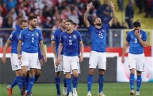 لیگ ملتهای اروپا؛ وقت اضافه برای ایتالیا رویایی شد