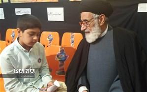امام جمعه کاشمر: بچه ها گنج هستند و باید شکوفا شوند