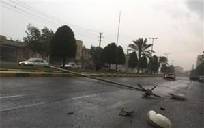 هشدار هواشناسی نسبت به تداوم رگبار و وزش باد شدید در کشور