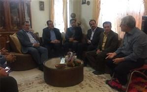 معلم مضروب شیرازی: حرمت نگاه معصومانه شاگردانم مانع واکنش متقابل به حمله کنندگان شد