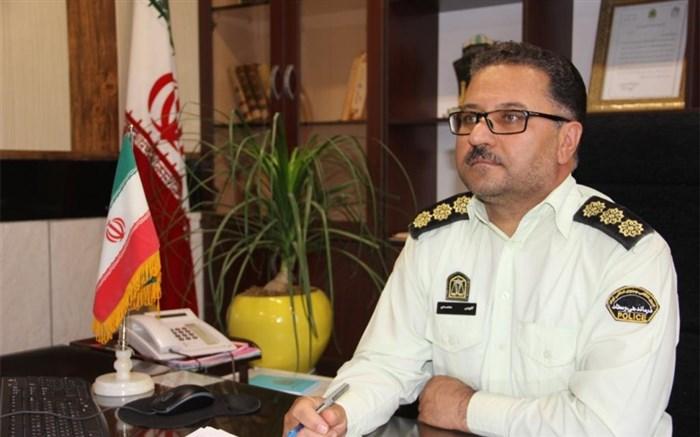 معاون اجتماعی فرماندهی انتظامی استان فارس