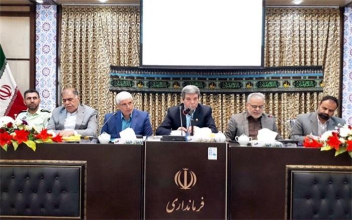 هشتمین جلسه استانی ستاد اربعین حسینی در تایباد برگزار شد
