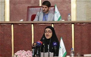 آغاز بکار نهمین دوره مجلس دانش آموزی کشور با نطق دانش آموز سیستان و بلوچستان