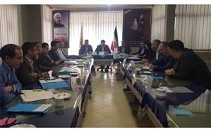 جلسه اعضای شورای اسلامی استان گلستان برگزار شد