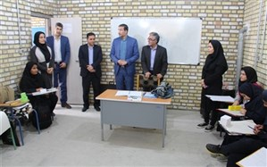 بازدید سرزده از پایگاه اسکان دائم فرهنگیان و مدارس شهرستان کردکوی