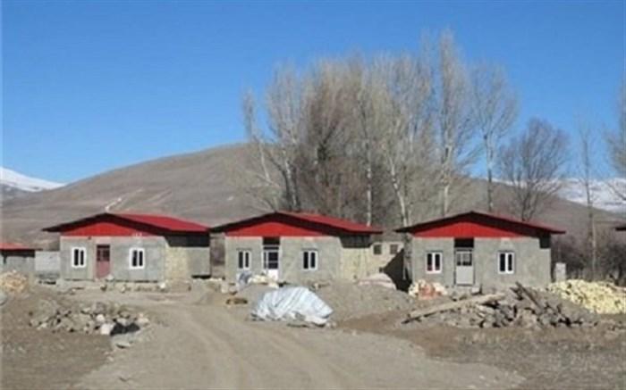 بهسازی 130 واحد مسکونی روستایی در شهرستان کازرون