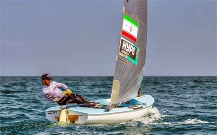 دعوت از یک ایرانی به کاپ جهانی قایقرانی بادبانی