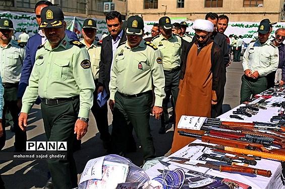 طرح رعد 16 پلیس پیشگیری پایتخت
