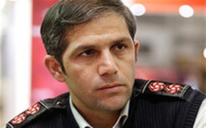 مرگ یک کارگر در عمق 40 متری چاهی در بازار تهران