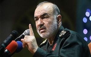 سردار سلامی: هیچ تصمیمی بدون ایران در منطقه قابل اجرا نیست