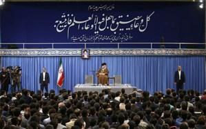 رهبر انقلاب: برنامه دشمن تصویرسازی غلط از ایران است