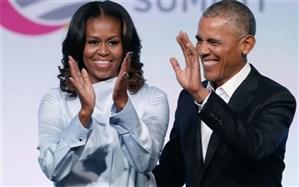 جزئیاتی از همکاری باراک و میشل اوباما با شبکه تلویزیونی نتفلیکس اعلام شد