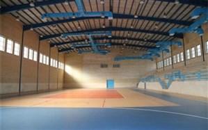 افتتاح هفت پروژه ورزشی در یزد