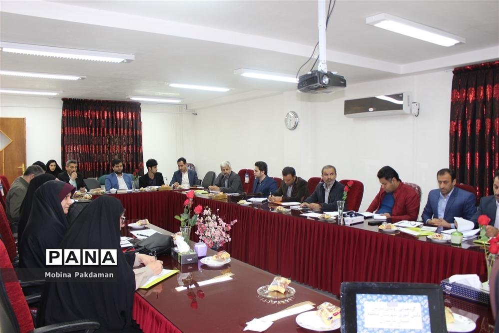 گردهمایی رؤسای سازمانهای دانشآموزی استان مازندران