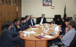 امضای تفاهم نامه بین جهاد دانشگاهی و آموزش و پرورش استان زنجان