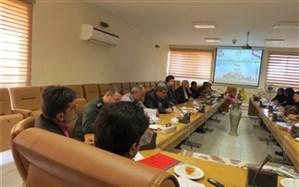 ششمین جلسه شورای آموزش و پرورش اردستان برگزار شد