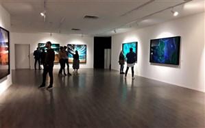 نمایشگاهی از آثار ساغر مسعودی در گالری فرشته