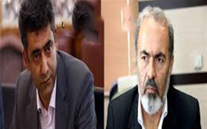 مدیر آموزش و پرورش دیواندره در پیامی از دو نماینده مجلس شورای اسلامی  تشکر کرد