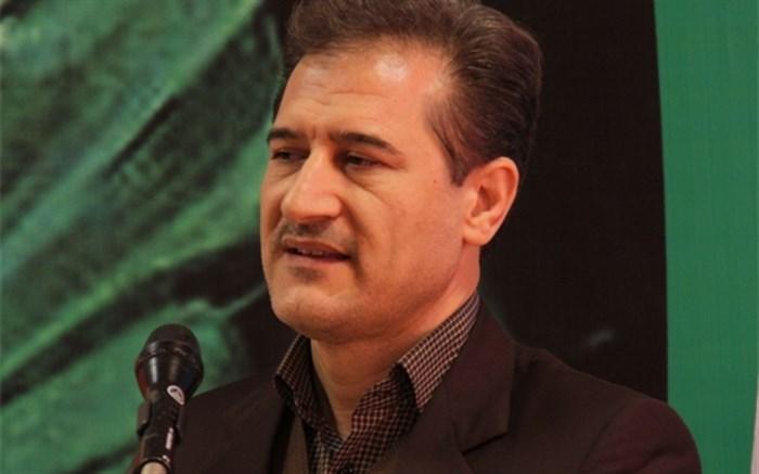 مدیر کل آموزش و پرورش کردستان:کردستان در جایگاه هفتم ورزش دانش آموزی کشور است