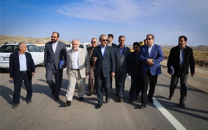 استاندار آذربایجان شرقی: 31 کیلومتر از بزرگراه تبریز- اهر بهره برداری می شود