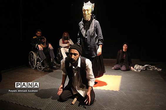 اجرای نمایش « مرگ یزدگرد»