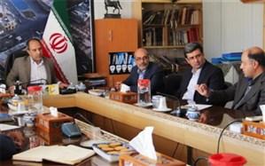 بازبینی و بررسی کارشناسی مسیر قنات حسن آباد یزد