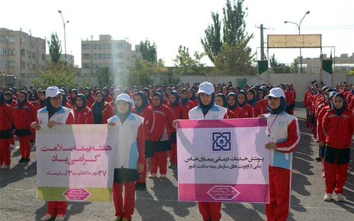 مدیر کل آموزش و پرورش آذربایجان شرقی: سلامت جسمی و روحی دانش آموزان از اولویت های دستگاه تعلیم و تربیت است
