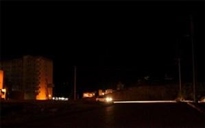 جان باختن 2 شهروند کرجی با تاریکی معابر