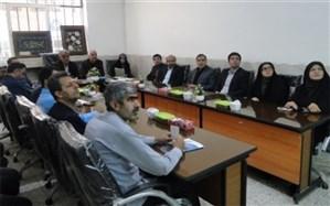 برگزاری جلسه شورای عمومی آموزش و پرورش پیربکران با موضوع طرح تدبیر