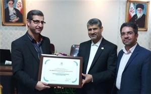 تقدیر از شهرستانهای استان تهران در اجرای طرح تلفیق مهارت پایه رایانه ICDL سوادآموزان دوره انتقال