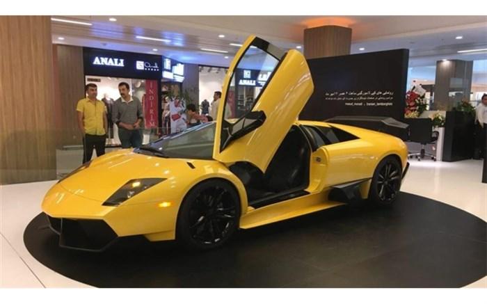 معاون اقتصادی استاندار آذربایجان شرقی: طراحی لامبورگینی ایرانی سرآغاز اتفاقات بزرگ در صنعت خودروسازی است